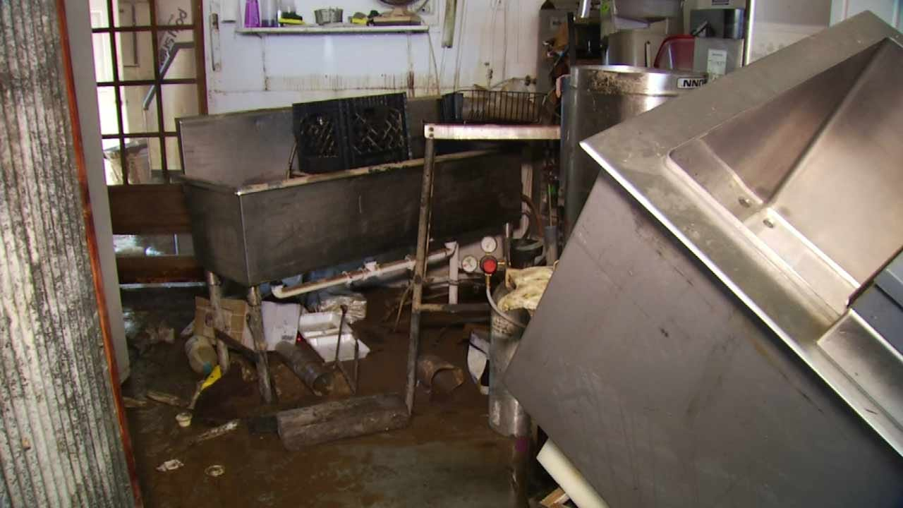 Flooding Destroys Homes, Hurts Ranchers In Haskell County