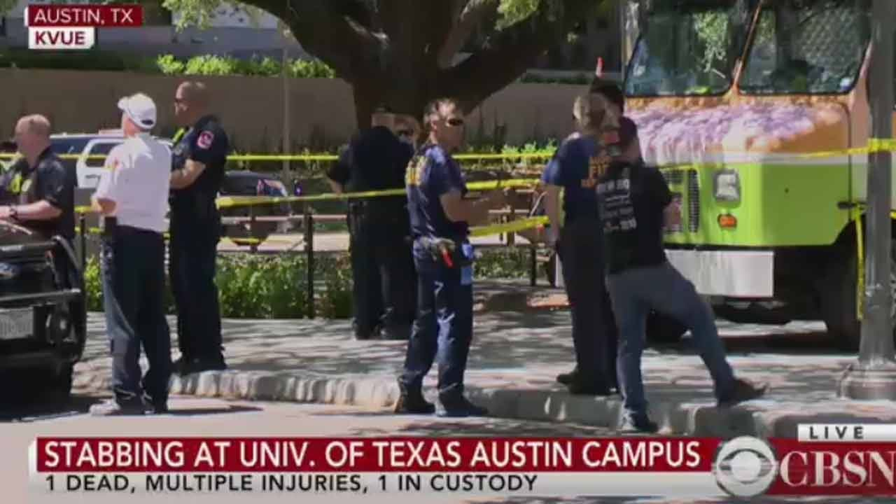 UT Austin Stabbing: 1 Dead, Others Injured At University Of Texas, EMS Says