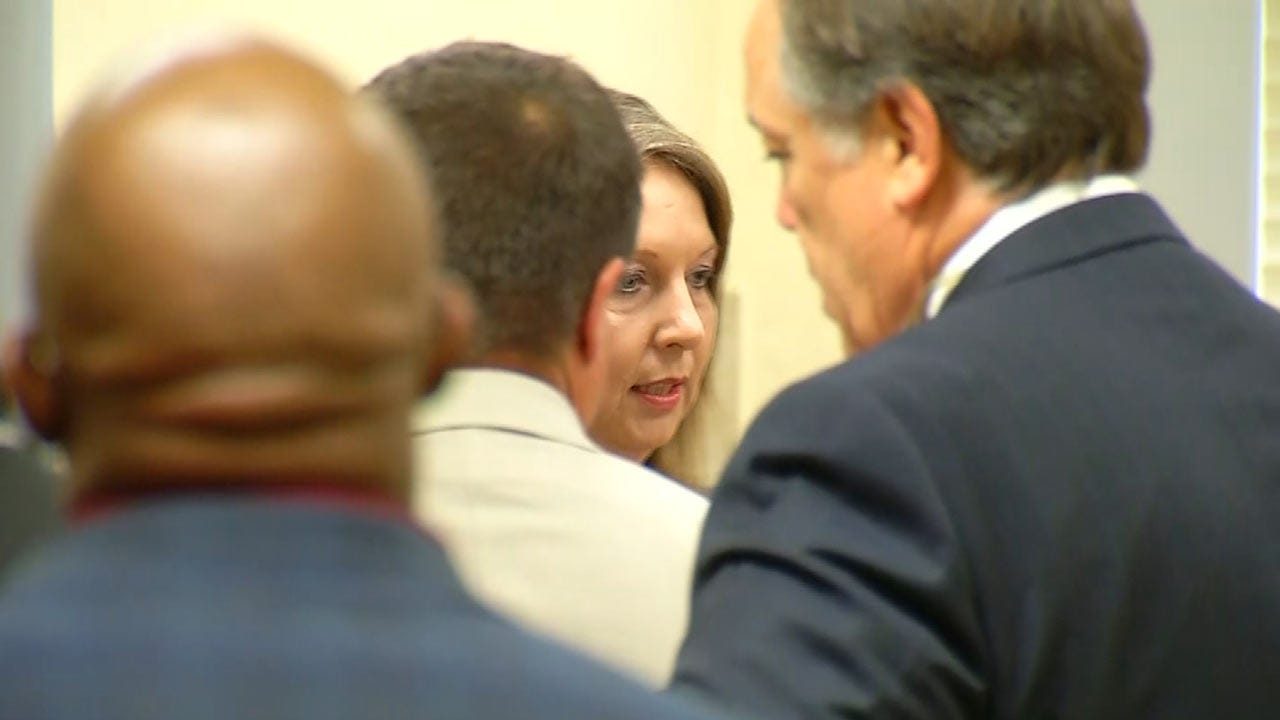 Lori Fullbright: Opening Statements In Betty Shelby Trial