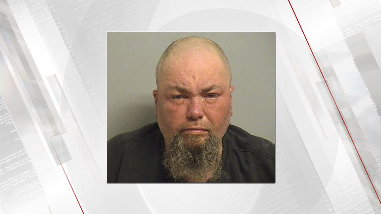 Sand Springs Man Arrested For Attacking Son With Machete