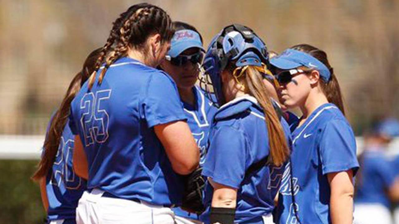 TU Softball Earns End Of Season AAC Honors