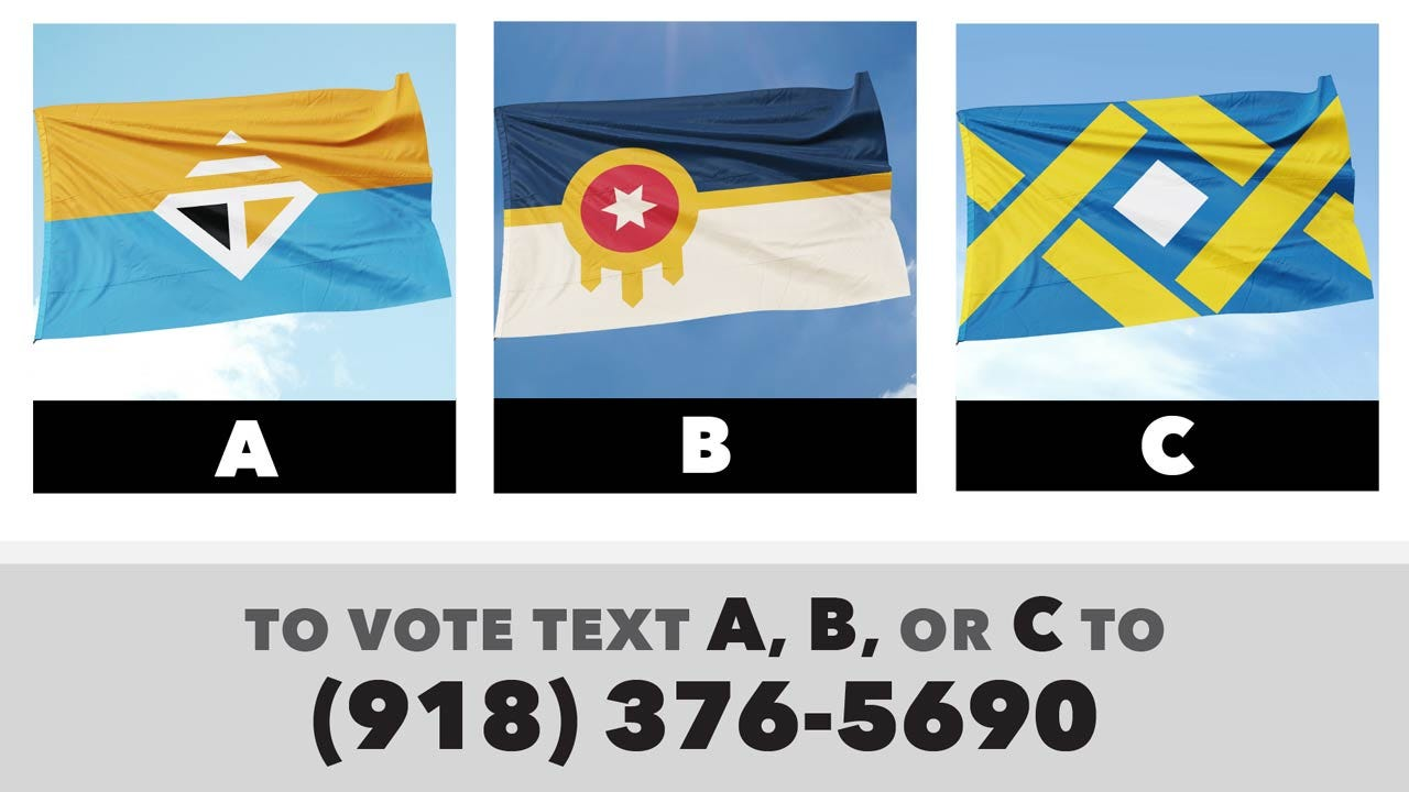 Voting For Potential New Tulsa Flag Coming To An End