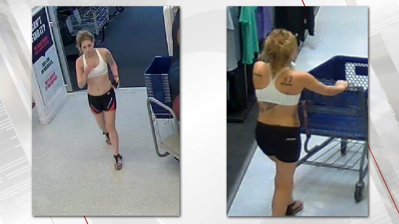 Person Of Interest Sought In Owasso Retail Thefts