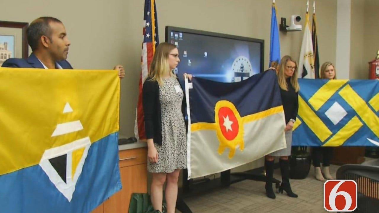 Tulsa City Council Split On Flag Discussion