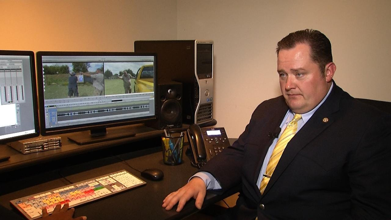 Tulsa FOP Posts Video Highlighting Officers' Decision-Making Process