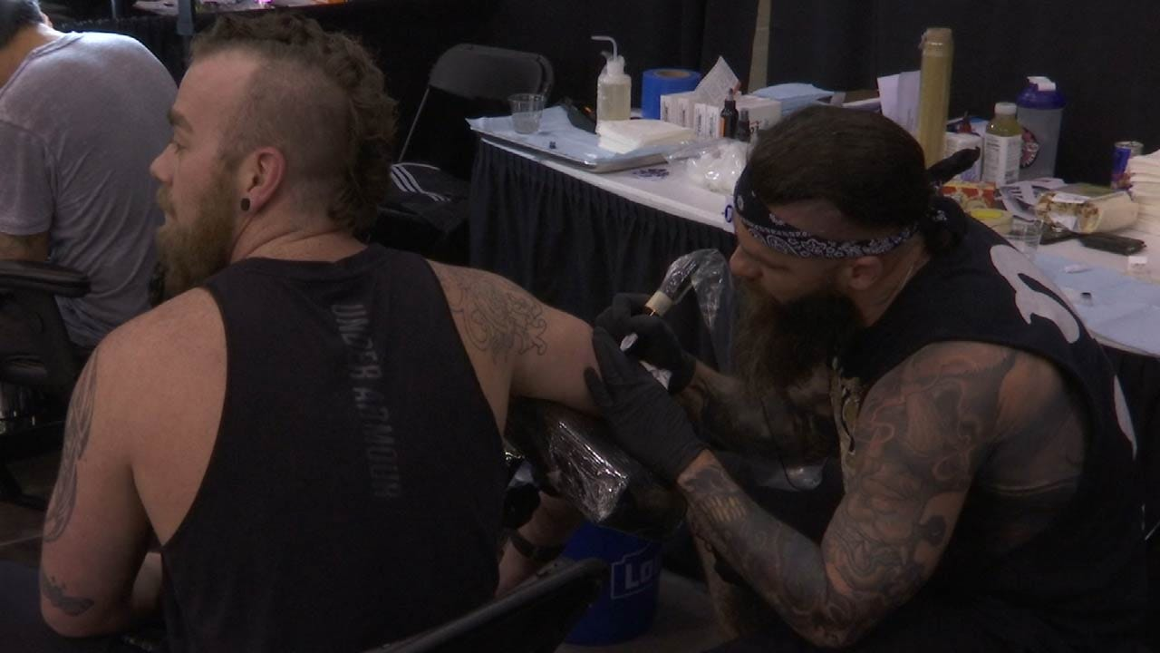 24-Hour Tattoo Marathon Benefiting Cancer Research