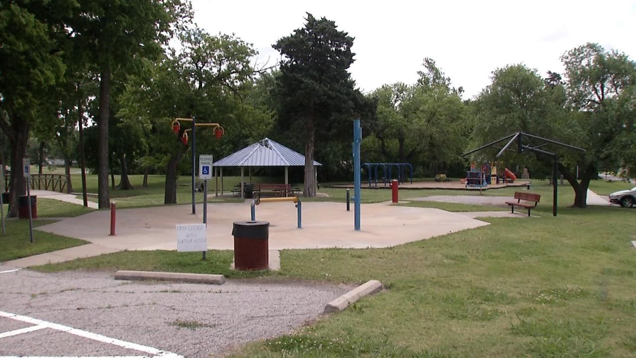 Broken Arrow's Sieling Park Reopens