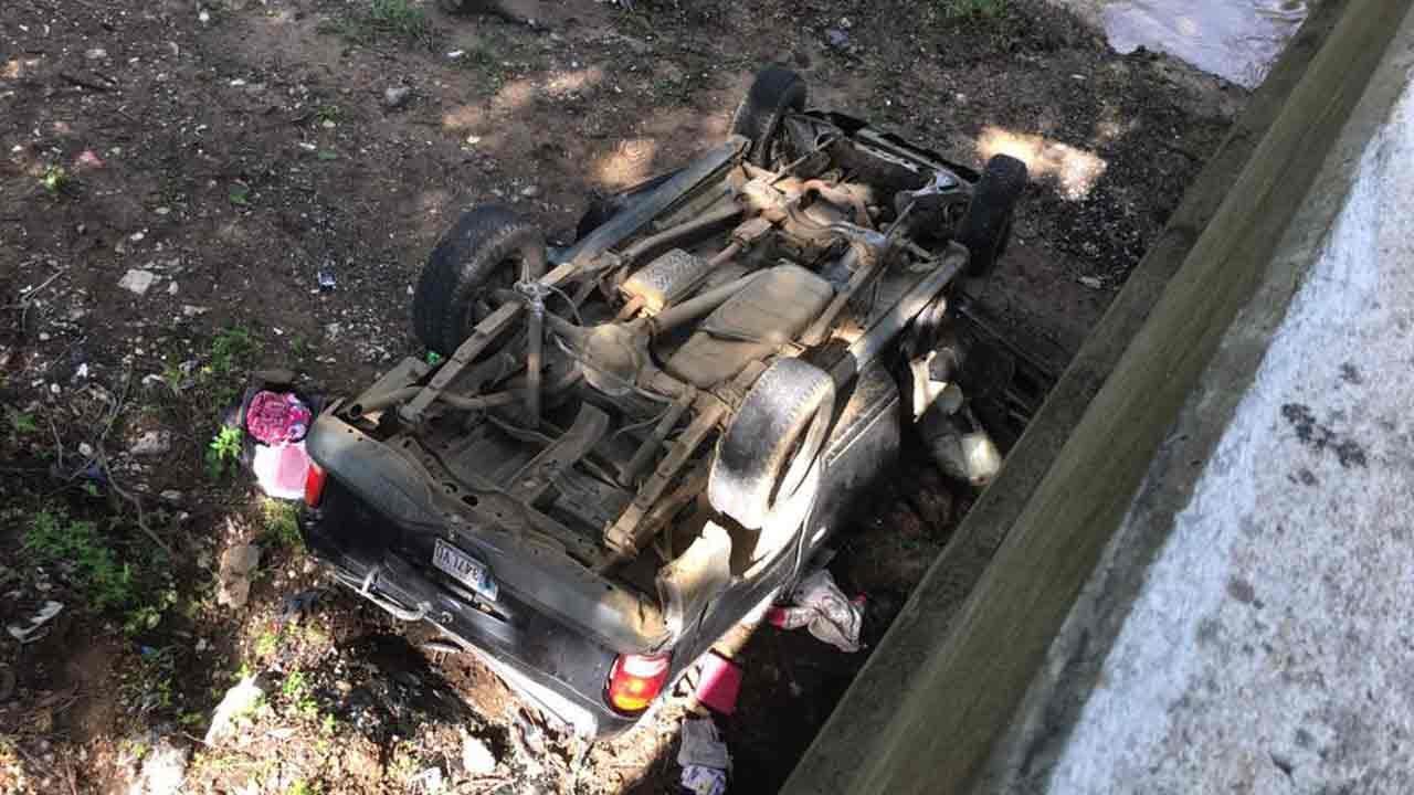 OHP: Pawhuska Woman Injured In DUI Crash Near Sperry