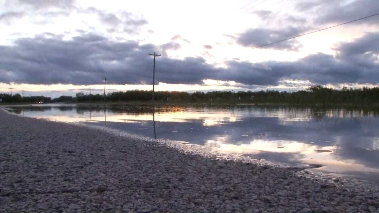 State Reopens Two Flooded Tulsa County Highways
