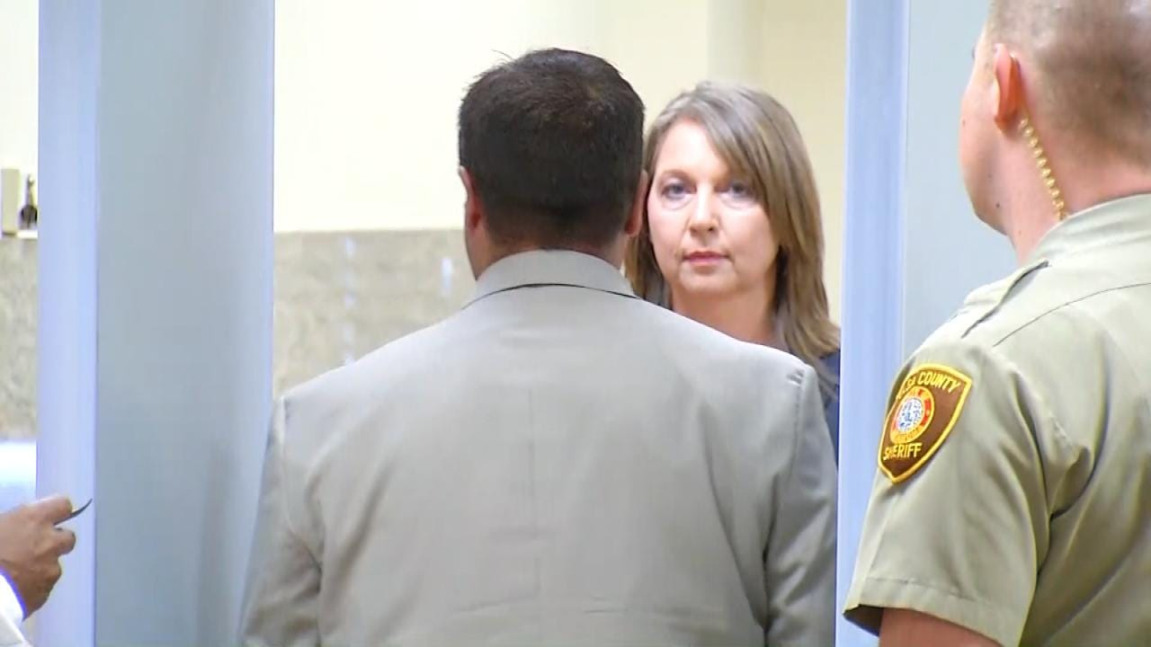 State Rests On Day 5 Of The Betty Shelby Trial