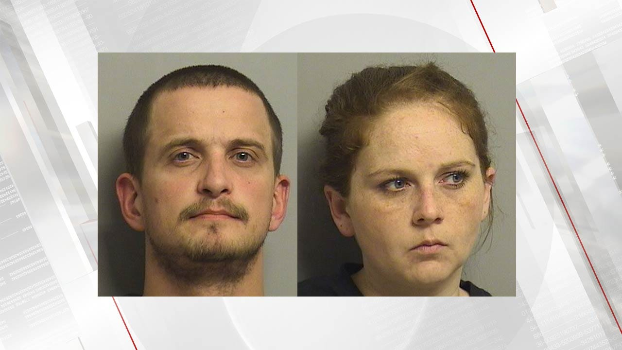 Inola Couple Sought In Infant's Death Arrested In Tulsa