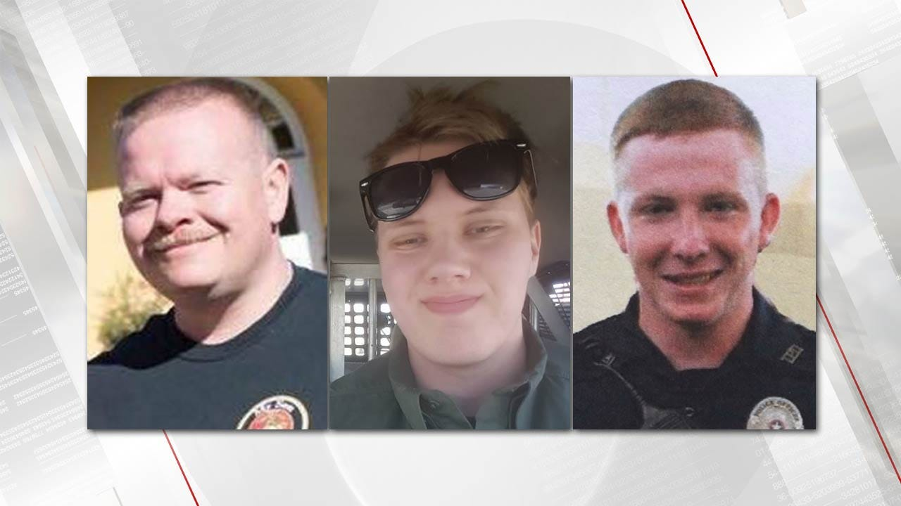 Candlelight Service To Honor Fallen Oklahoma Officers