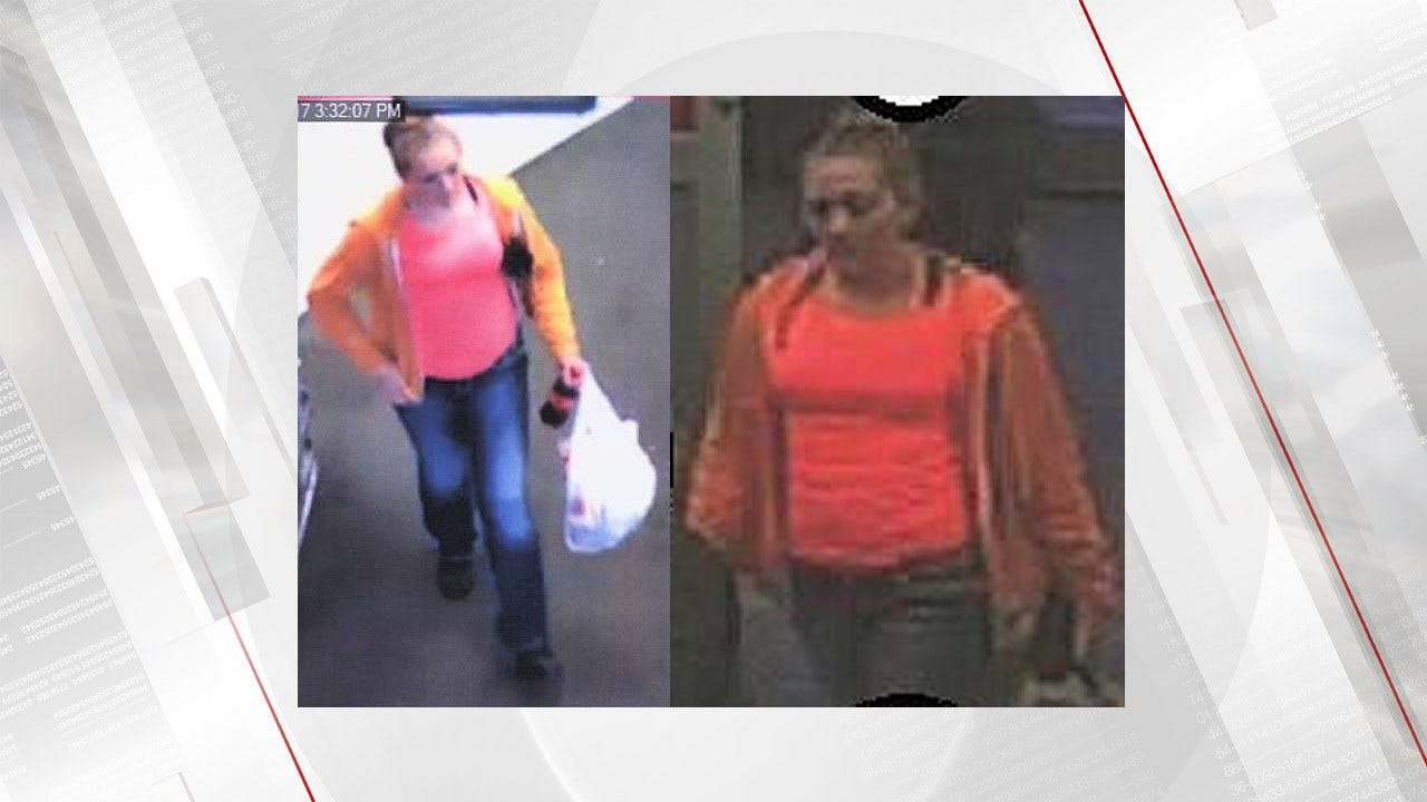 TPD Detectives Seek Woman In Credit Card Cloning Scheme