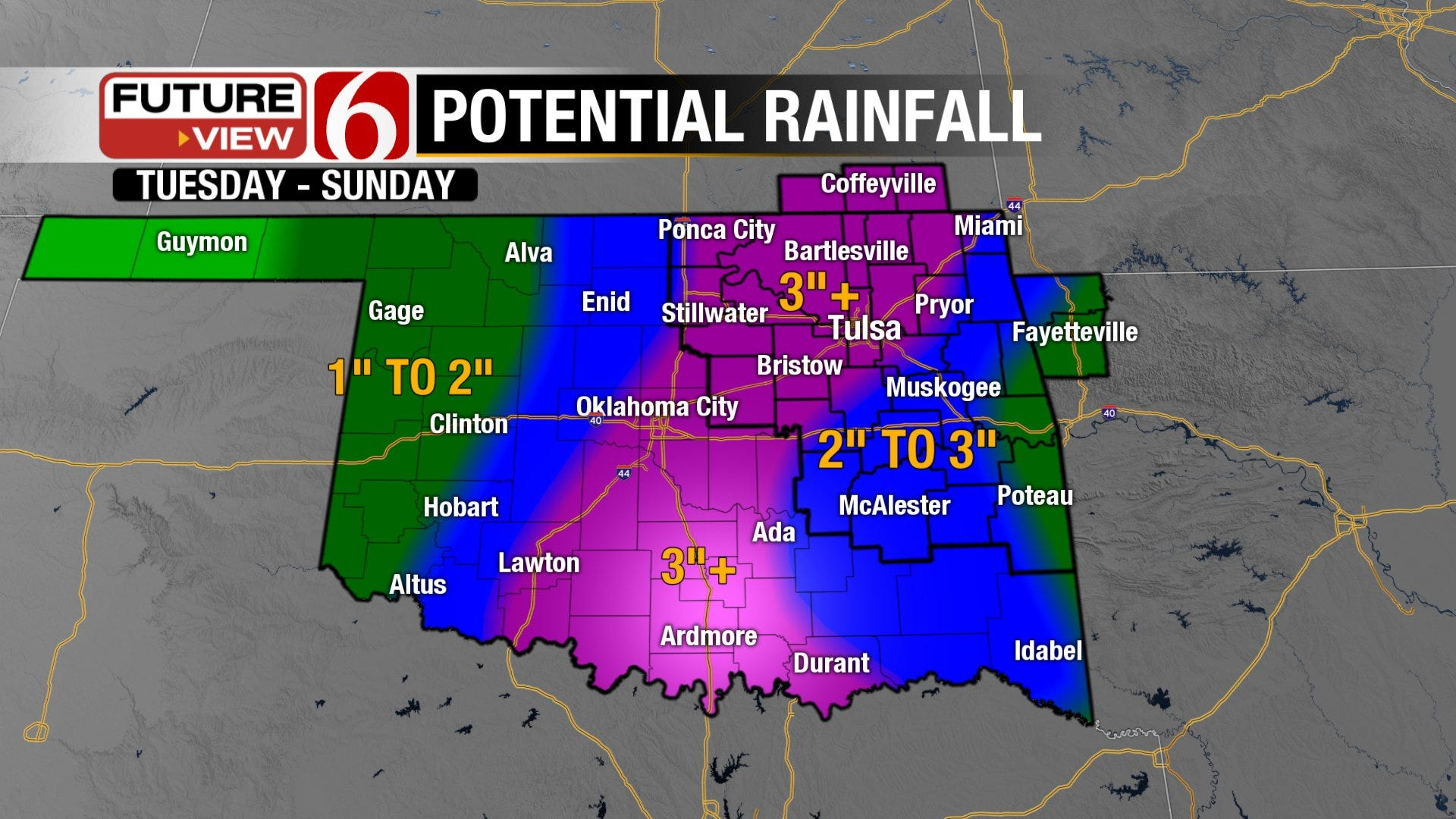 At Peak Severe Weather Season, More Storms on the Way