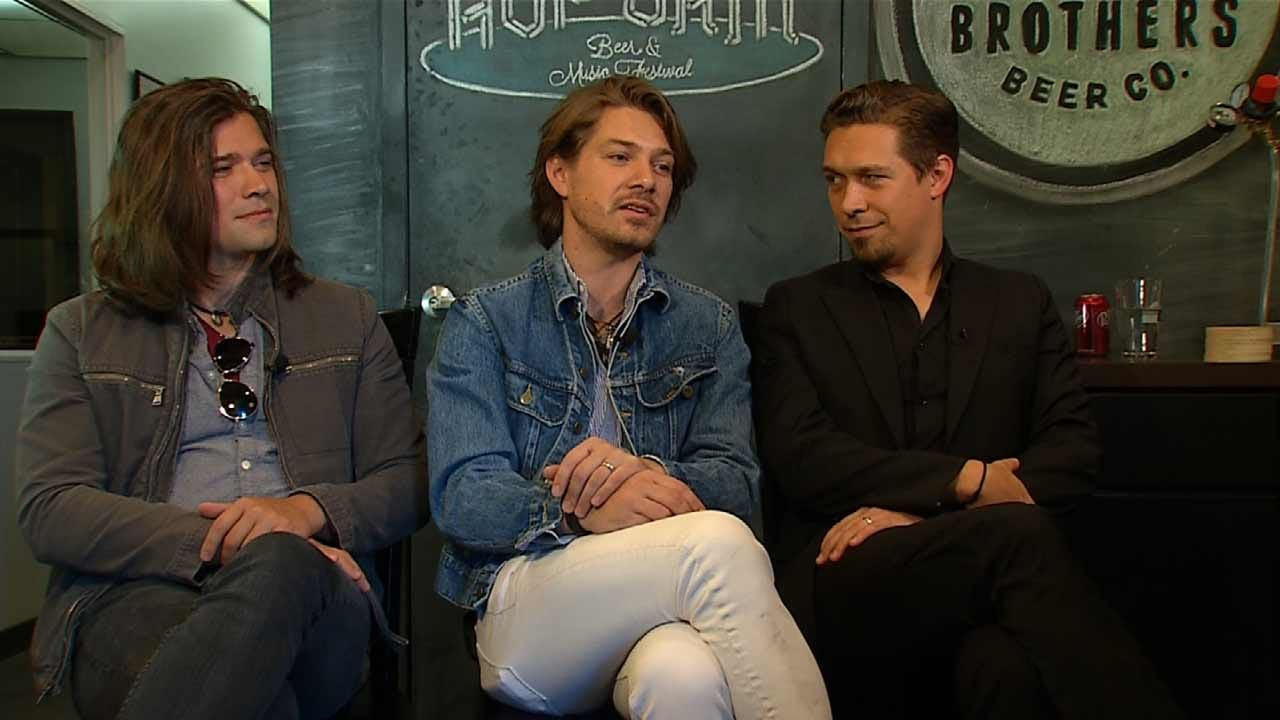 Hanson To Be Inducted Into Oklahoma Music Hall Of Fame During Hop Jam