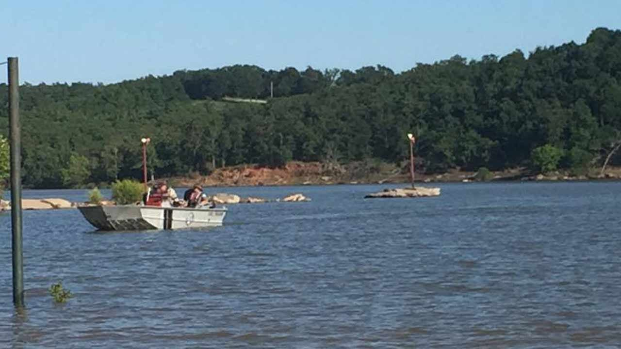 OHP Releases Name Of Lake Eufaula Drowning Victim