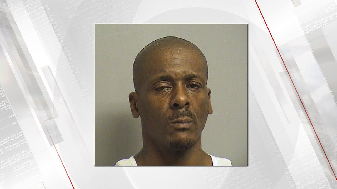 Tulsa Man Arrested For Stealing Truck, Kidnapping Man