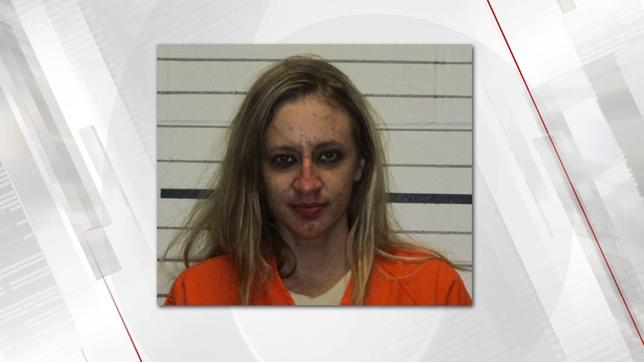 Child Neglect Charge For Former Sapulpa Teacher Arrested With Drugs In Her Purse