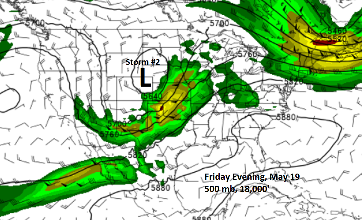 Still Looks Interesting Later This Week