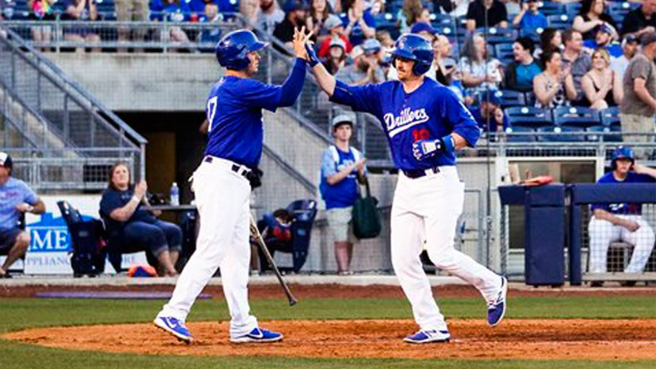 Buehler Leads Drillers Past Springfield