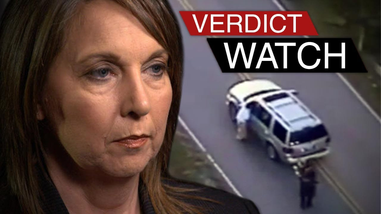 Jury Reaches Verdict In Betty Shelby Trial After 9 Hours
