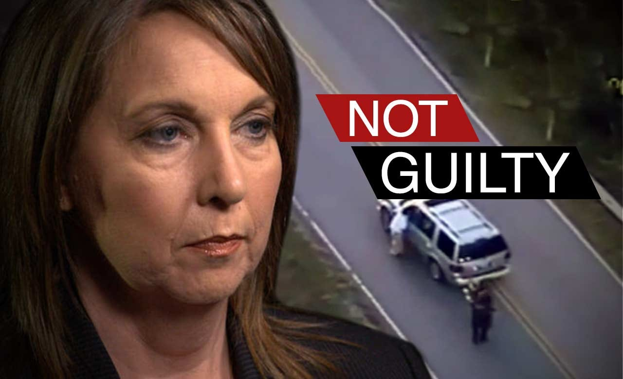 Not Guilty: Jury Acquits Betty Shelby In Terence Crutcher Shooting