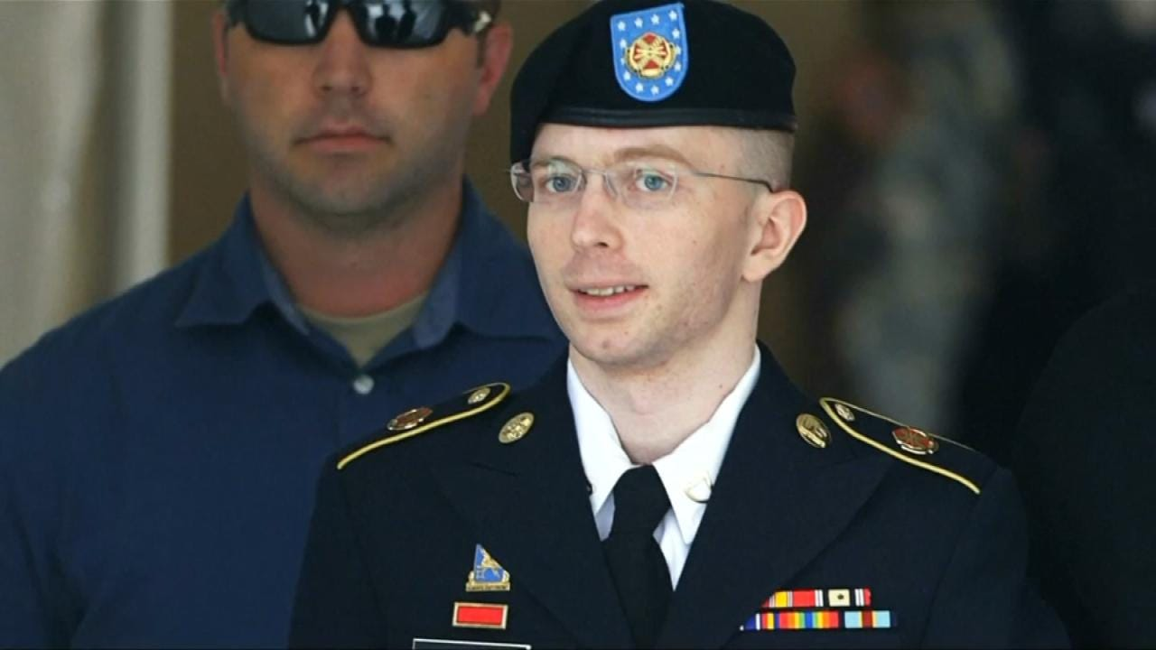 Oklahoma Native Chelsea Manning To Be Released From Military Prison