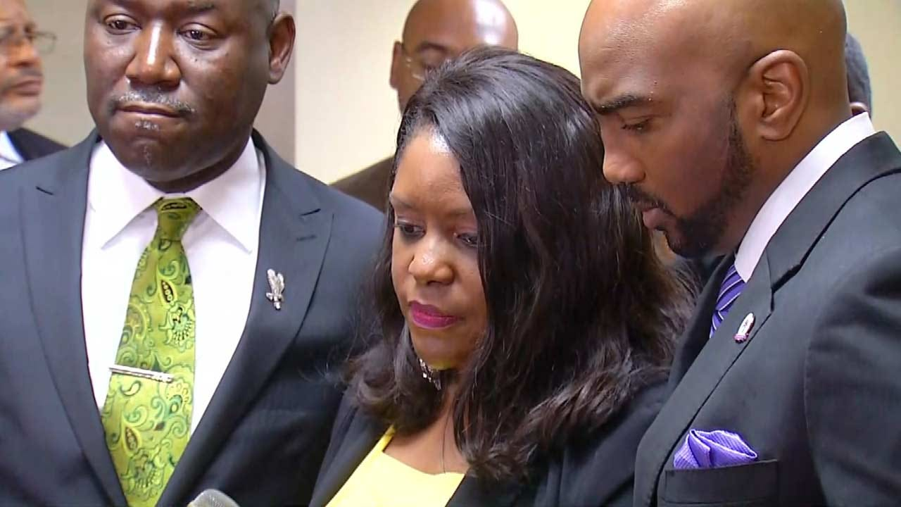 Tiffany Crutcher Asks The Jury For Justice In Her Brother's Death