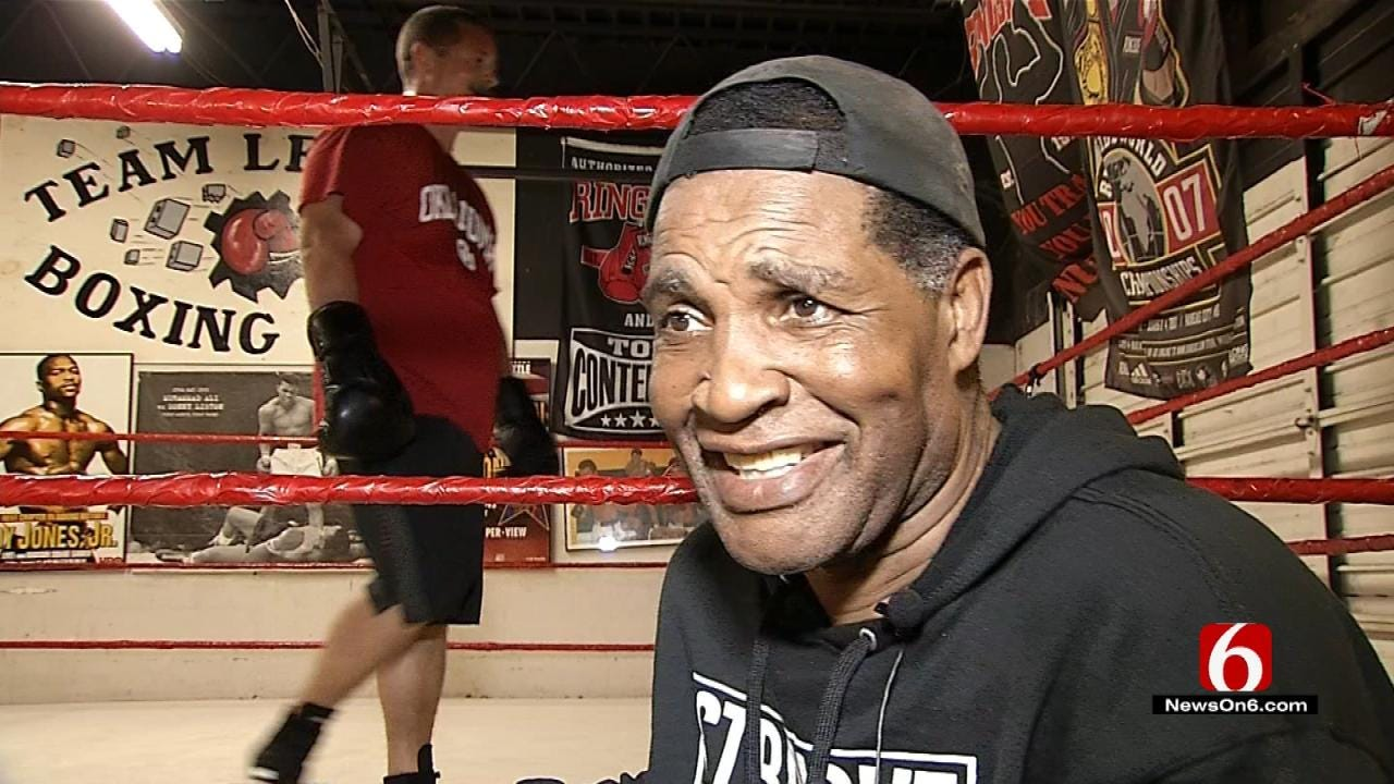Tulsa Boxing Great Cecil Pettigrew Uses Skills To Help Those In Need