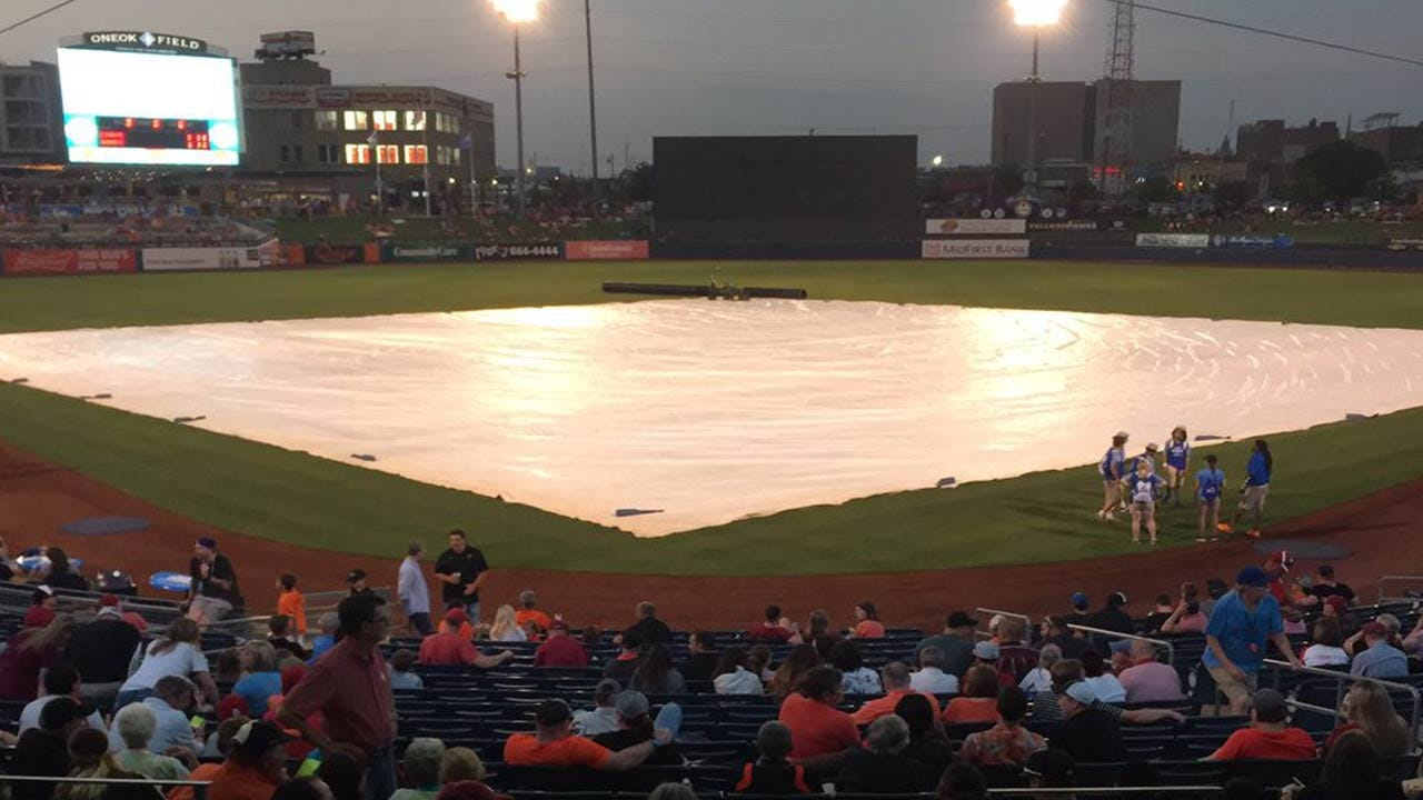 Bedlam Series Opener In Tulsa Rained Out