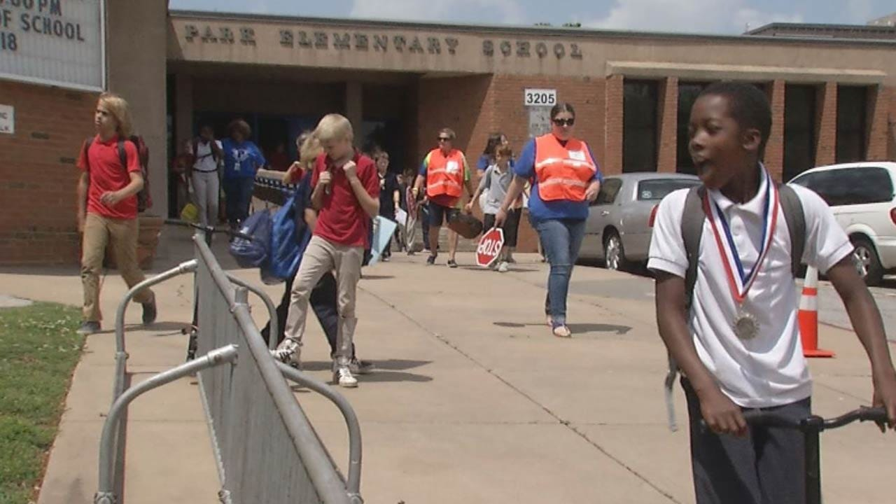 Thursday Was Last Day Of Classes For Three Tulsa Schools, Ever