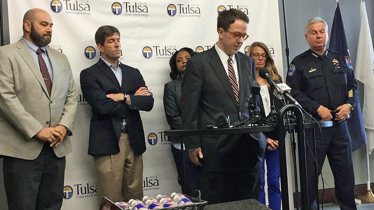 Tulsa Mayor, Police Chief: City Must Overcome Racial Disparity
