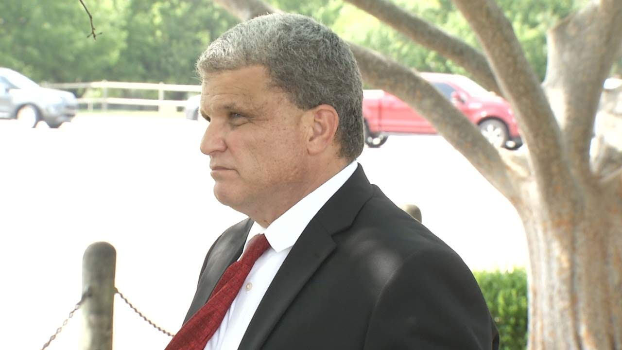 Sergeant David Walker Responds To Crutcher Family's Call For Termination