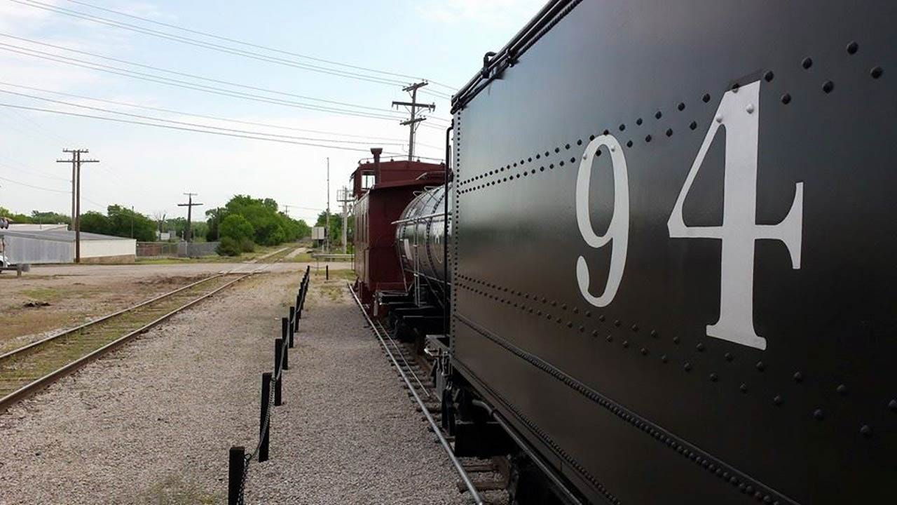Downtown Bartlesville Steam Train Display To Expand