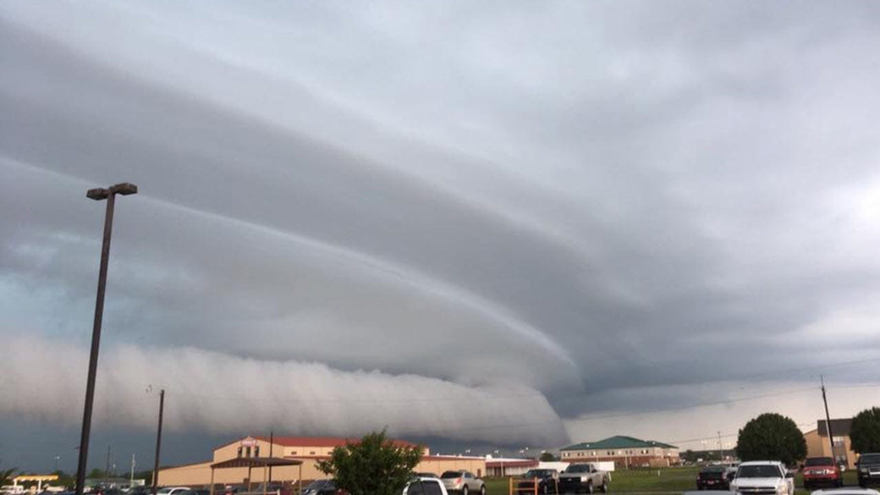 71 Injured, 1 Killed In This Week's Oklahoma Storms, Authorities Say