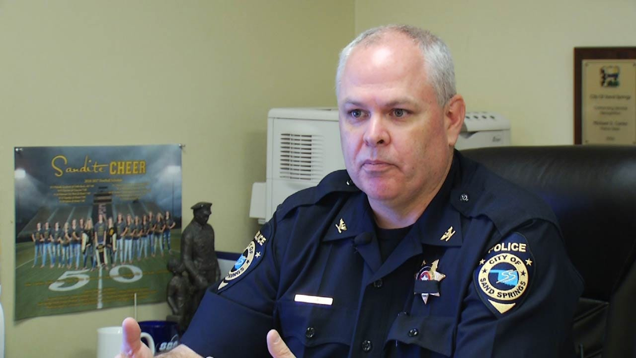 Sand Springs Listens To Community Input For New Policing Plan
