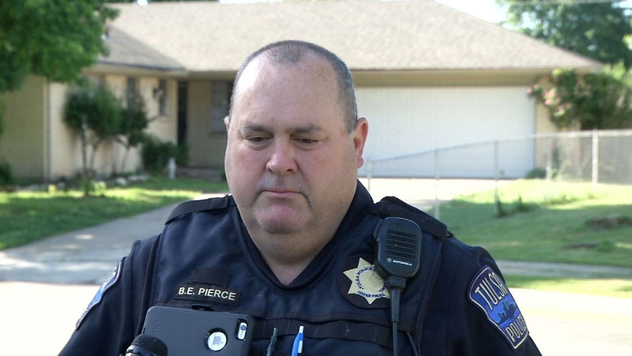 TPD Investigating After Man Shot Multiple Times