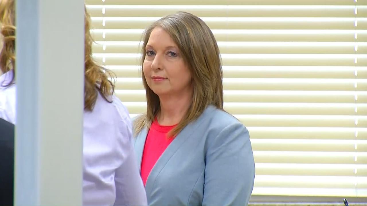 Tulsa Police Officer Betty Shelby Returns To Duty Monday