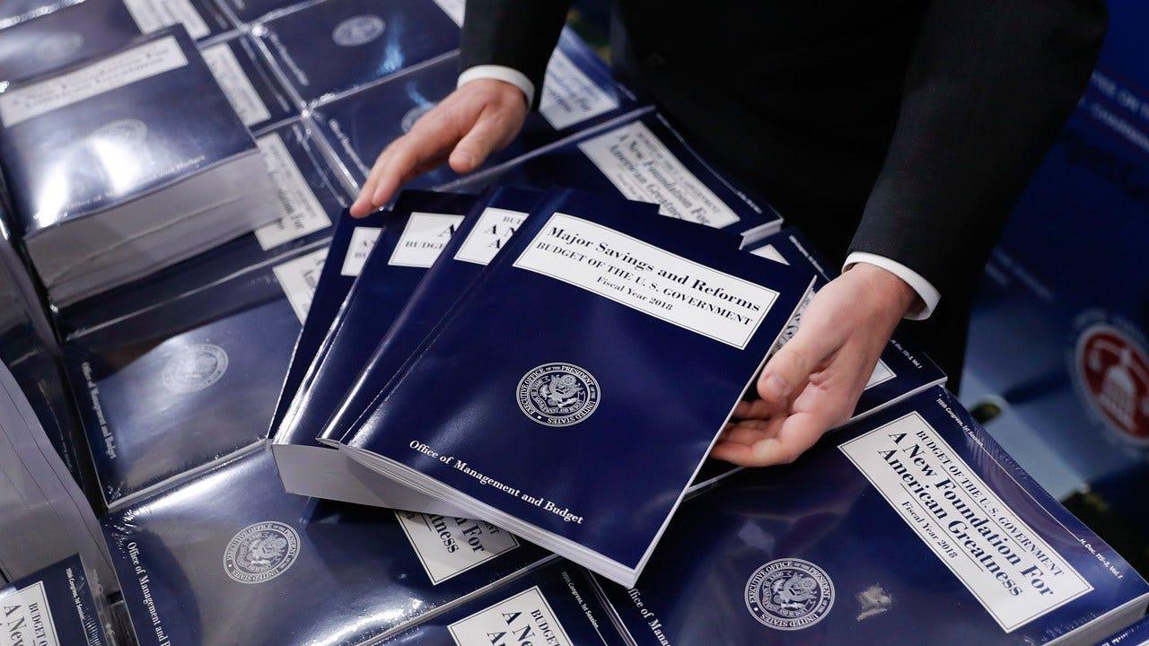 AP: Trump Sends Congress $4.1T Spending Plan