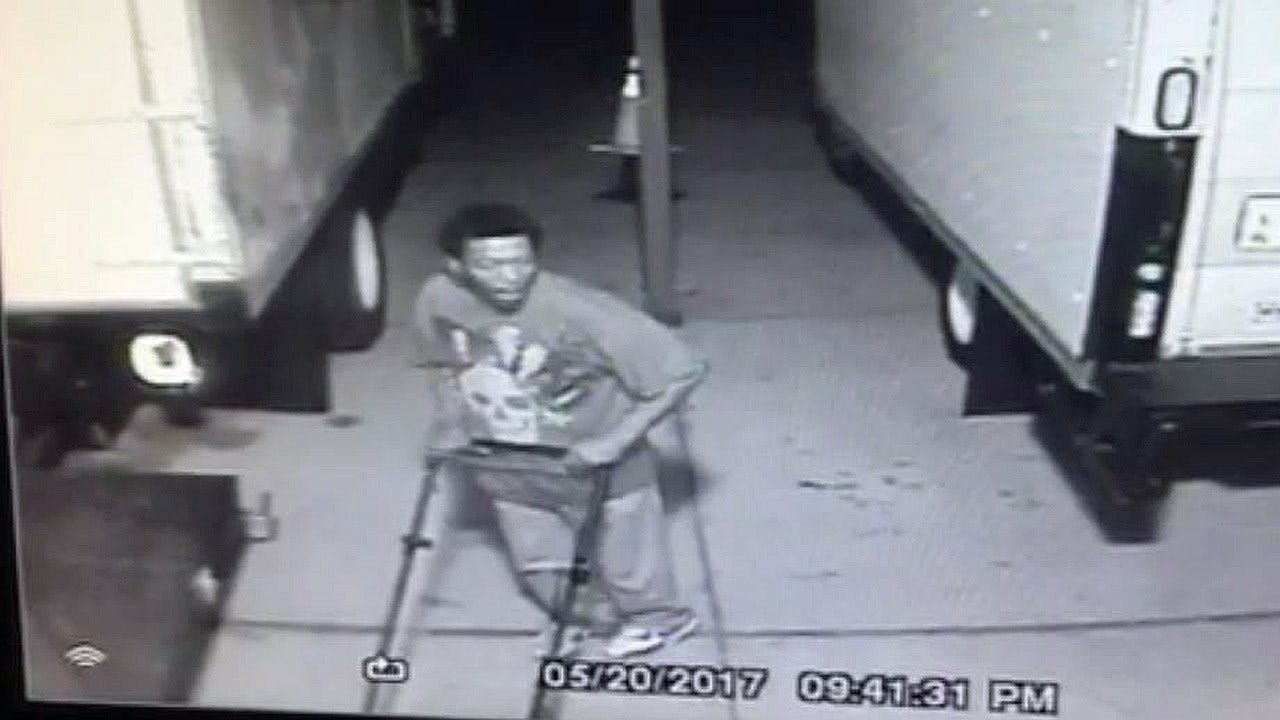 Tulsa Business Needs Help Identifying Possible Serial Burglar