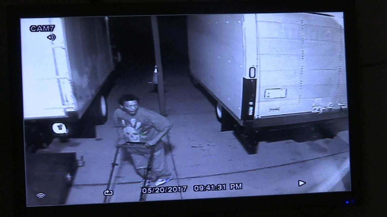 Tulsa Business Owner Needs Help Identifying Suspected Serial Burglar
