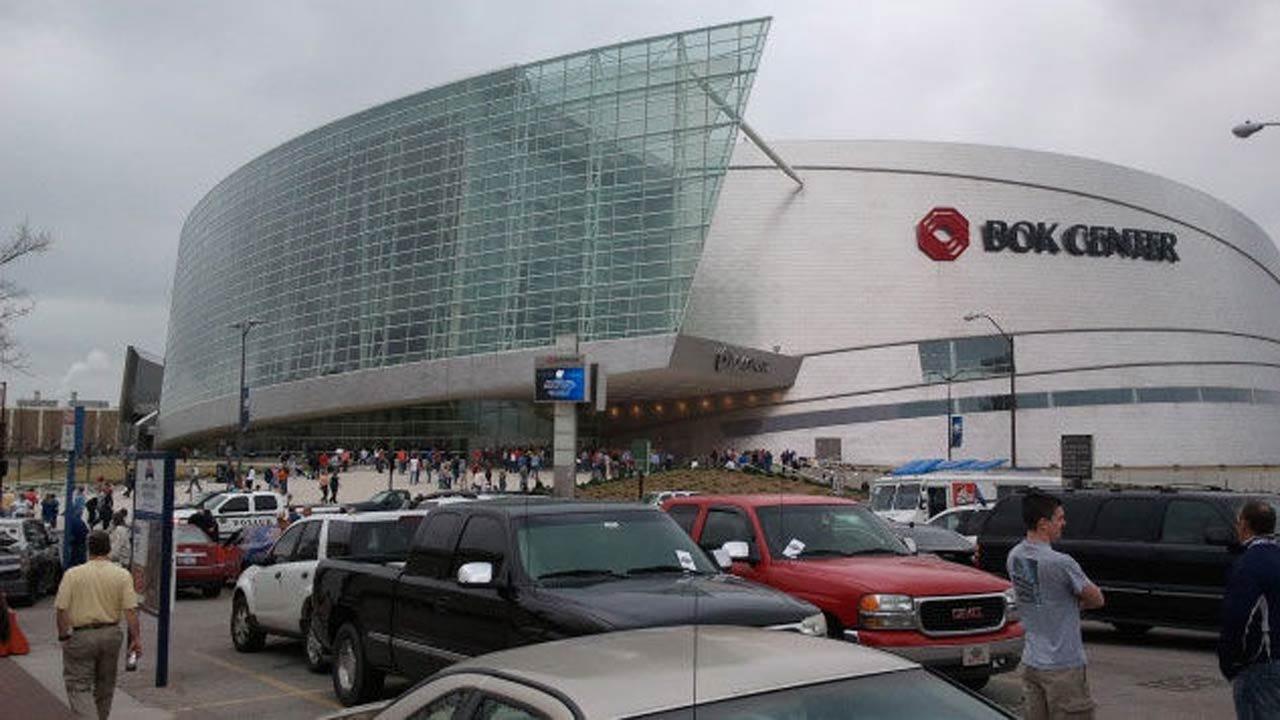 Tulsa's BOK Center, Manchester Arena Run By Same Company