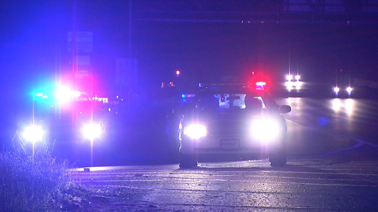 Motorcyclist Wrecks On Tulsa Broken Arrow Expressway