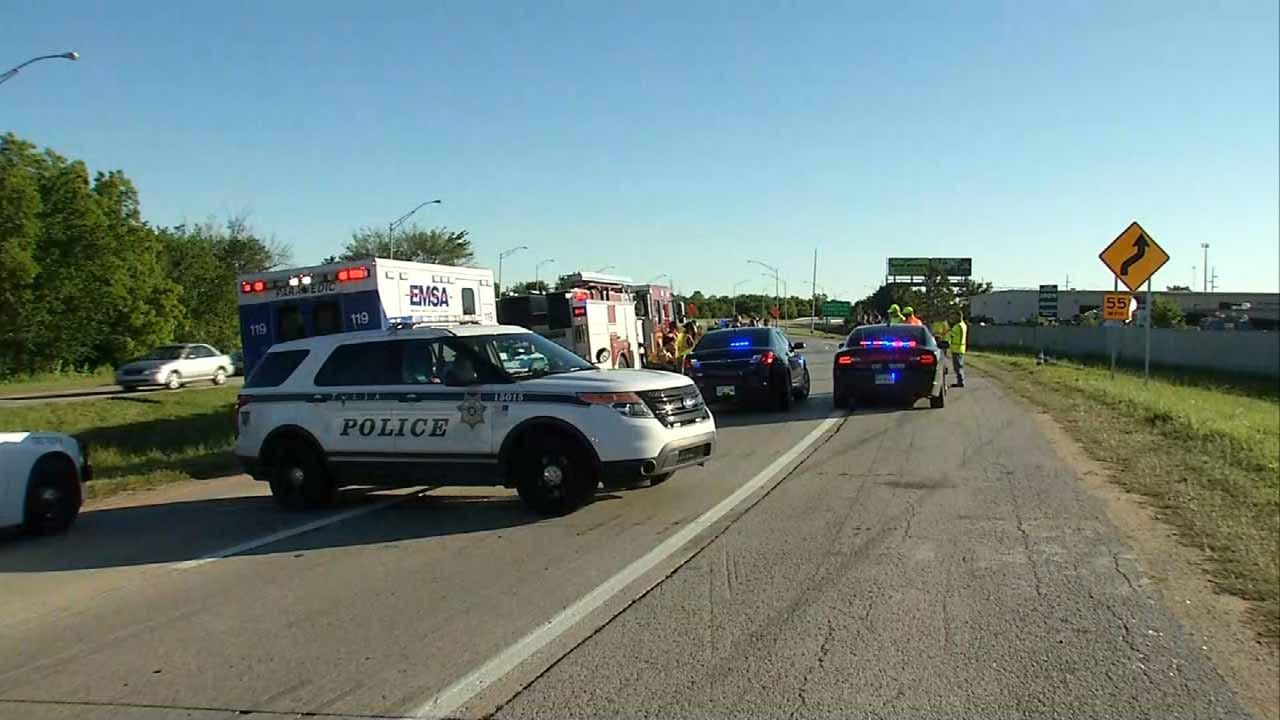 OK Law Enforcement Works Together To Catch Chase Suspect