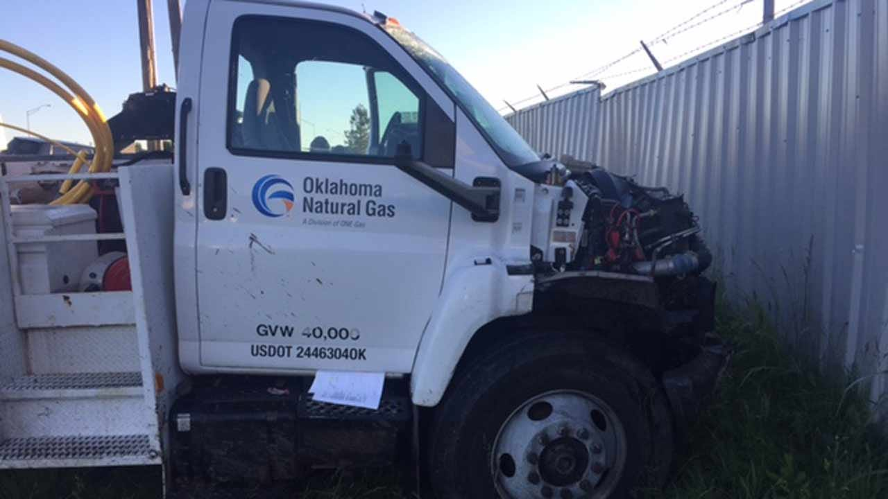 ONG Issues Statement After Stolen Service Truck Used In Deadly Tulsa Crash