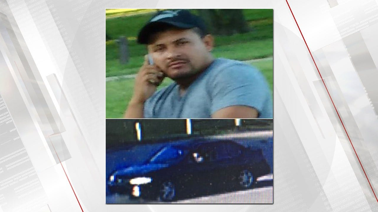 TPD Searches For Man Who Exposed Himself To Woman, Child