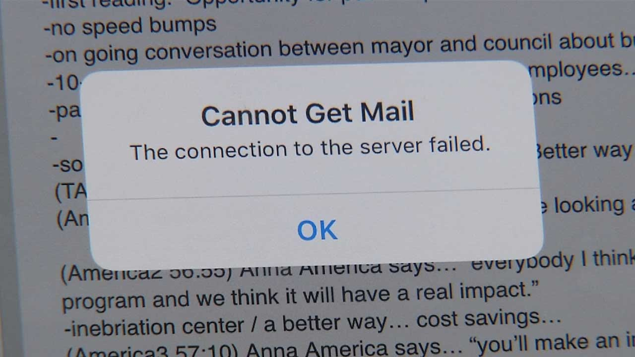 Error Causes Email Trouble For Tulsa City Councilors