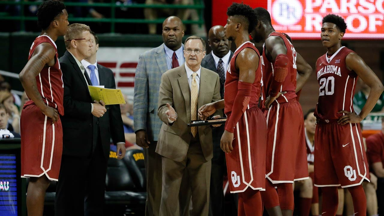 Sooners To Matchup Against Alabama In Big 12/SEC Challenge