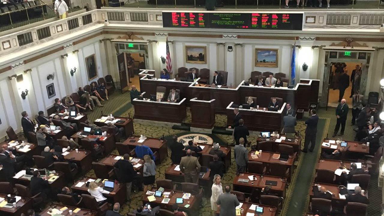 Oklahoma House Passes $6.8B Spending Plan