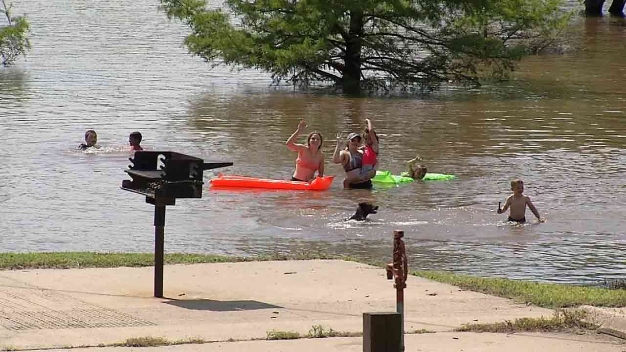 Safety Urged As Storms Threaten Holiday Weekend In Oklahoma